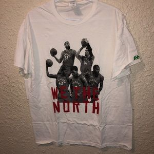 RAPTORS CHAMPIONSHIP WE THE NORTH T SHIRT